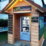 Eier-Automaten: ökologische & glaubwürdige Perspektive für Landwirte